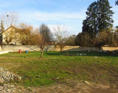 Vente Terrain 1 000m² Sillans (38590) - photo