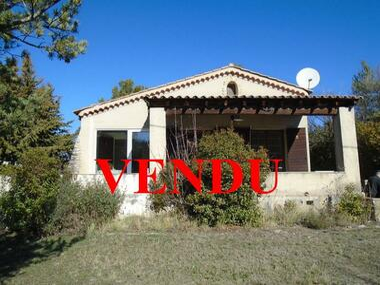 Vente Maison 4 pièces 51m² La Bastide-des-Jourdans (84240) - photo