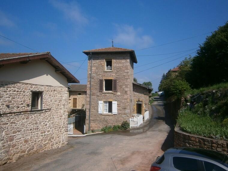 Vente Maison 5 pièces 100m² Belmont-de-la-Loire (42670) - photo