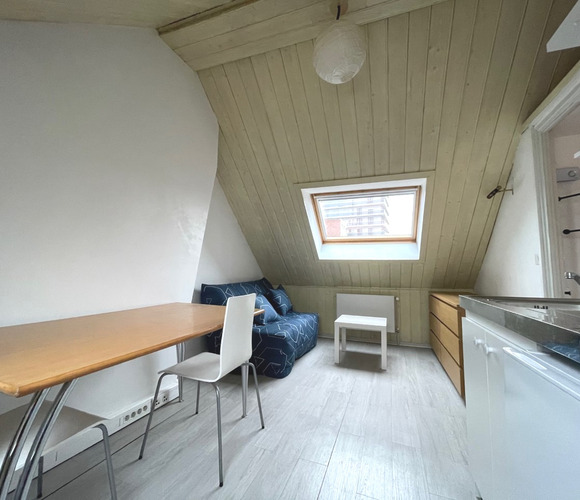 Location Appartement 1 pièce 11m² Amiens (80000) - photo