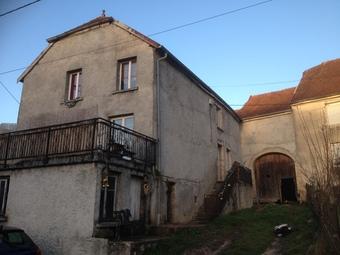 Vente Maison 5 pièces 130m² 30 minutes de Vesoul - photo