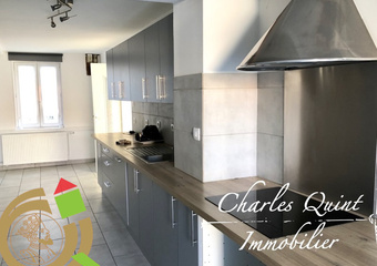 Sale House 4 rooms 98m² Montreuil (62170) - photo
