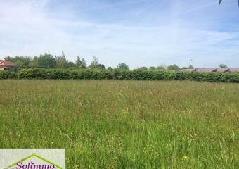 Vente Terrain 900m² Les Abrets (38490) - photo