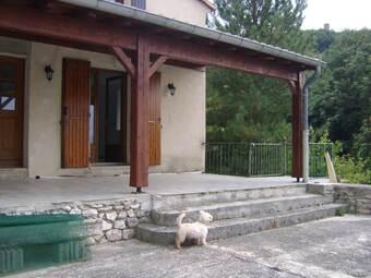 Location Maison 4 pièces 103m² Châteauneuf-du-Rhône (26780) - Photo 1