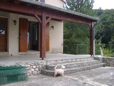 Location Maison 4 pièces 103m² Châteauneuf-du-Rhône (26780) - photo
