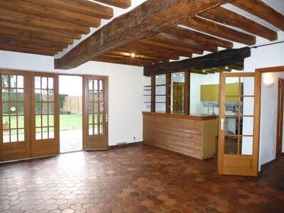 Renting House 4 rooms 136m² Bourdonné (78113) - Photo 2