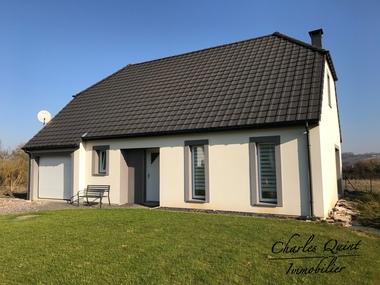 Vente Maison 6 pièces 135m² Beaurainville (62990) - photo