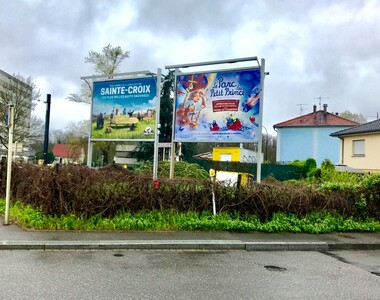 Vente Terrain 413m² Mulhouse (68200) - photo