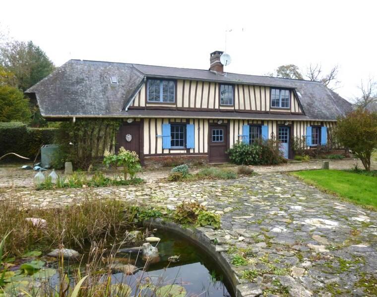 Vente Maison 4 pièces 80m² 3 km BACQUEVILLE - photo