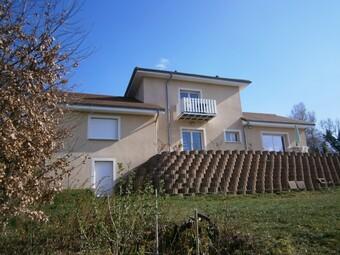 Vente Maison 3 pièces 130m² Bilieu (38850) - photo