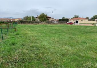 Vente Terrain 964m² Saint-Forgeux-Lespinasse (42640)