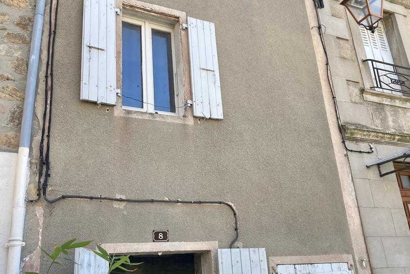 Vente Maison 3 pièces 45m² Colombier-le-Jeune (07270) - photo