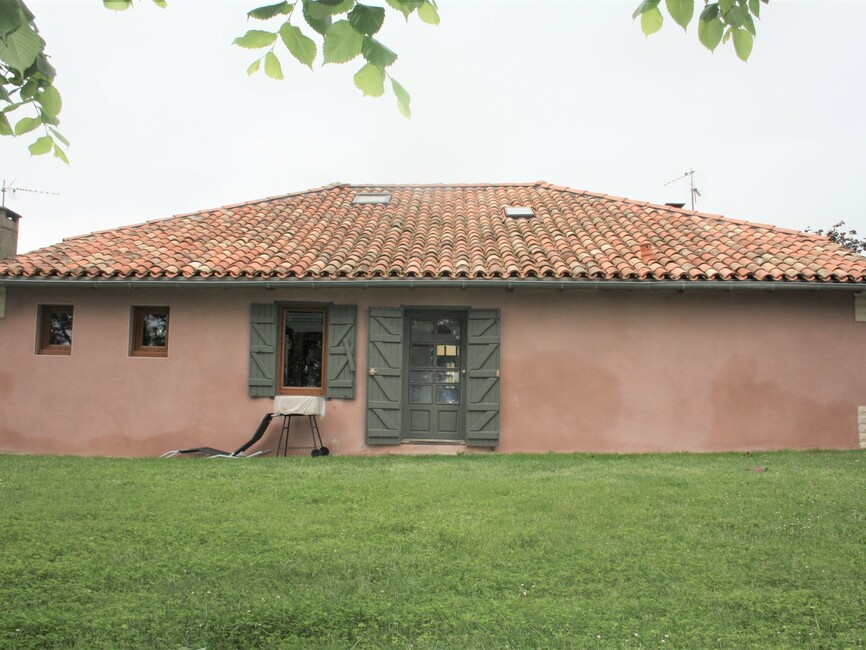 Vente Maison 4 pièces 156m² Lombez (32220) - photo