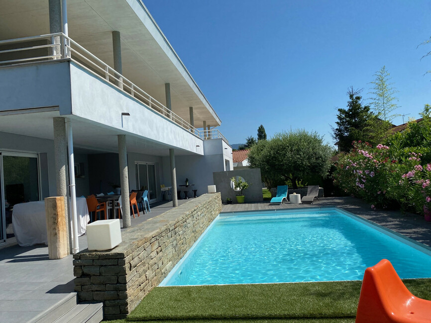 Vente Maison 7 pièces 210m² Montbonnot-Saint-Martin (38330) - photo