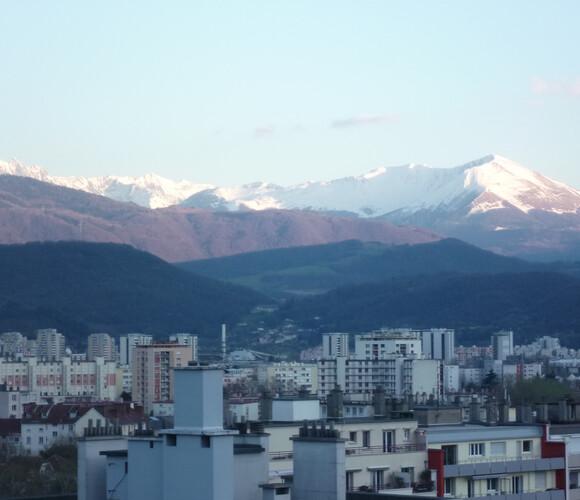 Vente Appartement 5 pièces 116m² Grenoble (38100) - photo