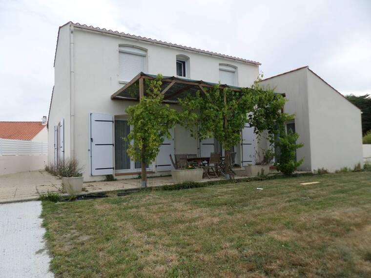 Vente Maison 5 pièces 145m² Olonne-sur-Mer (85340) - photo