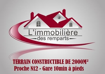 Vente Terrain 2 000m² Houdan (78550) - Photo 1