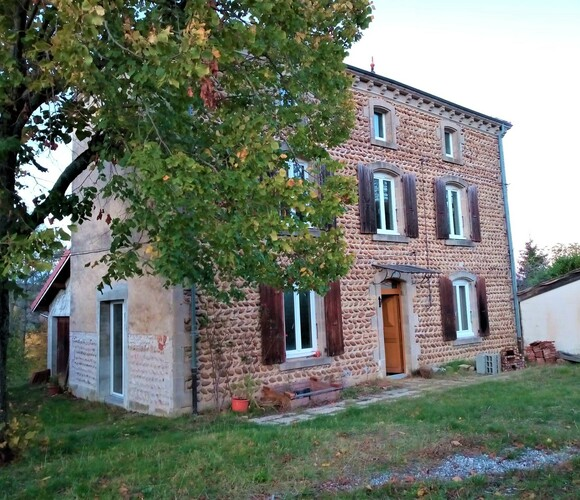 Vente Maison 112m² Hauterives (26390) - photo