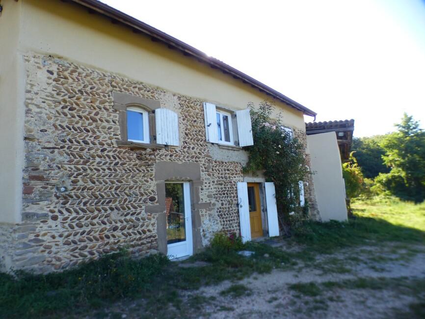 Vente Maison 5 pièces 210m² Beaurepaire (38270) - photo