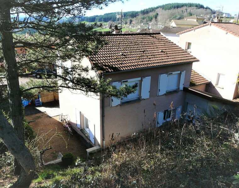 Vente Maison 105m² Le Cergne (42460) - photo
