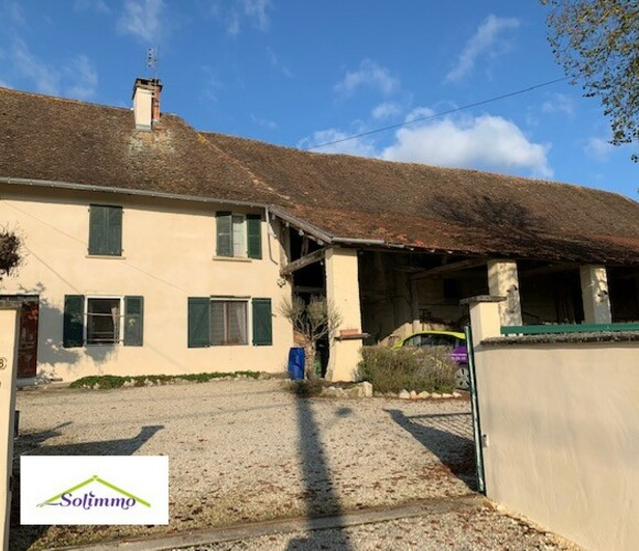 Vente Maison 6 pièces 120m² Brangues (38510) - photo