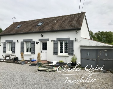 Sale House 125m² Montreuil (62170) - photo