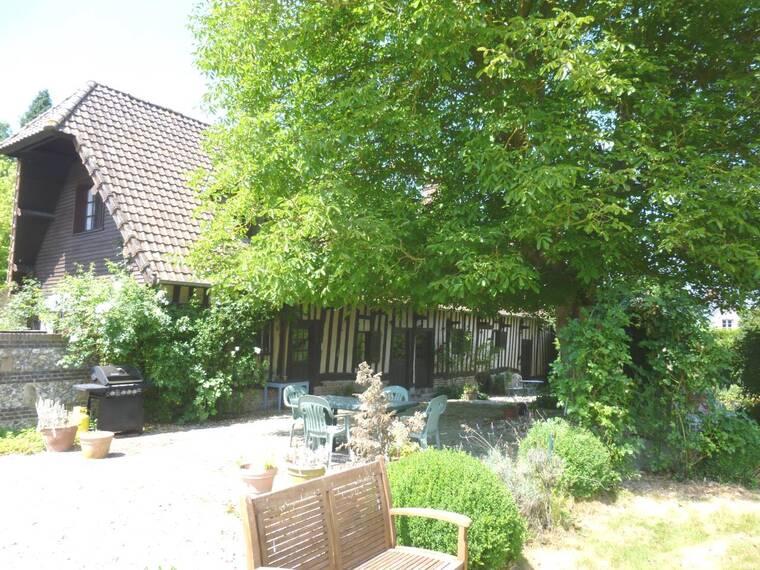 Vente Maison 8 pièces 160m² 3 km BACQUEVILLE en CAUX - photo