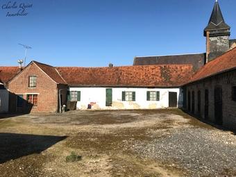 Vente Maison 8 pièces 158m² Campagne-lès-Hesdin (62870) - photo