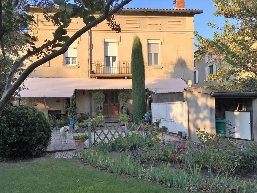 Vente Maison 7 pièces 162m² LIVRON SUR DROME - photo