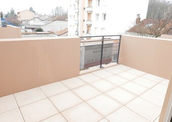 Location Appartement 3 pièces 63m² Meyzieu (69330) - Photo 1