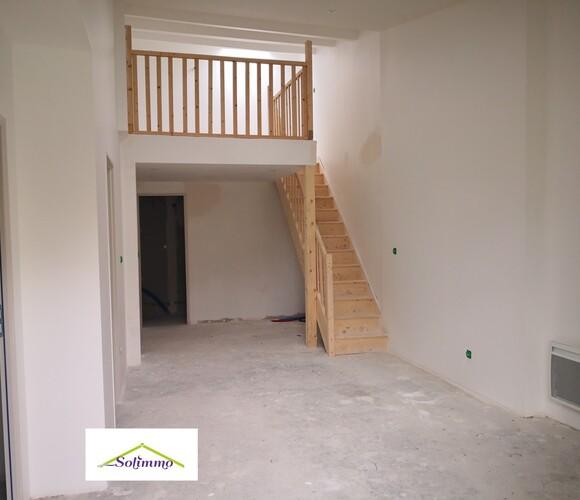 Vente Appartement 3 pièces 79m² Les Abrets (38490) - photo