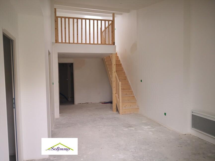 Vente Maison 3 pièces 79m² Les Abrets (38490) - photo