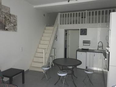 Vente Appartement 1 pièce 27m² Domène (38420) - photo