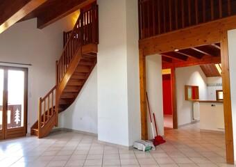 Location Appartement 3 pièces 80m² Les Adrets (38190) - photo
