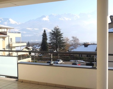 Vente Appartement 4 pièces 81m² Saint-Ismier (38330) - photo