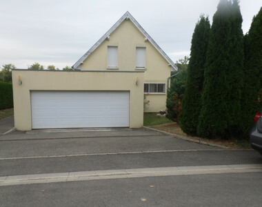 Vente Maison 4 pièces 117m² Willer (68960) - photo