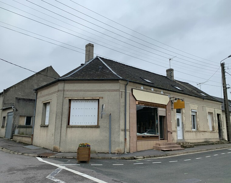 Vente Maison 8 pièces 300m² Chauny (02300) - photo