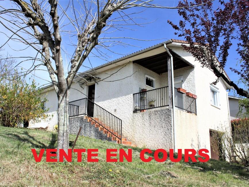 Sale House 4 rooms 85m² SECTEUR SAMATAN-LOMBEZ - photo