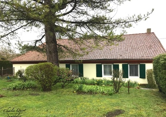 Sale House 3 rooms 82m² Campagne-lès-Hesdin (62870) - photo
