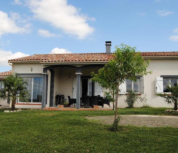 Location Maison 4 pièces 105m² Lombez (32220) - photo