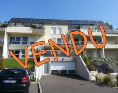 Vente Appartement 2 pièces 55m² Eschentzwiller (68440) - photo