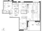 Vente Appartement 4 pièces 90m² Grenoble (38100) - Photo 5