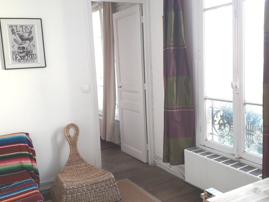 Sale Apartment 3 rooms 39m² Paris 19 (75019) - photo