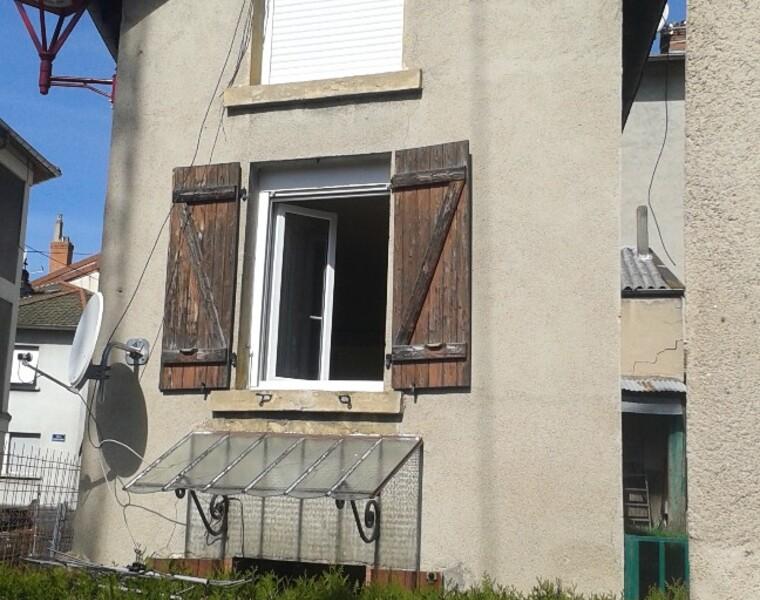 Vente Maison 2 pièces 47m² Cours-la-Ville (69470) - photo
