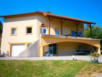 Vente Maison 6 pièces 135m² Saint-Bonnet-de-Chavagne (38840) - photo
