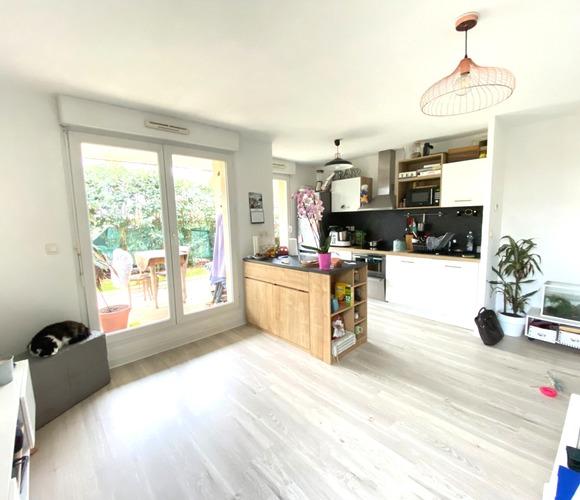 Vente Appartement 3 pièces 57m² Toulouse (31300) - photo