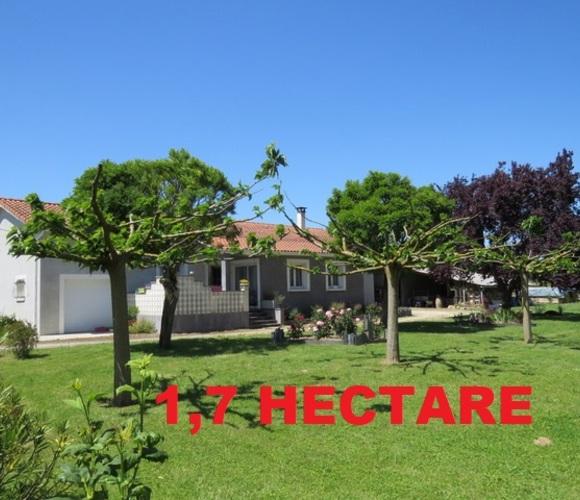 Vente Maison 5 pièces 169m² Boulogne-sur-Gesse (31350) - photo