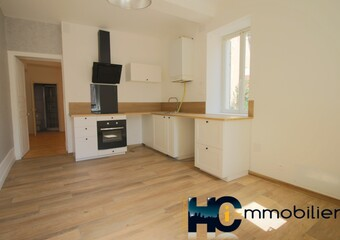 Location Appartement 2 pièces 45m² Chagny (71150) - Photo 1