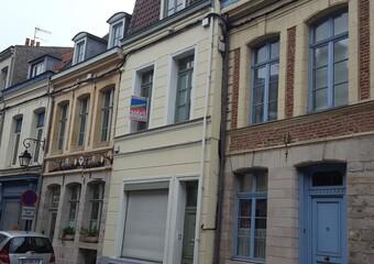 Vente Immeuble 6 pièces 200m² Douai (59500) - photo
