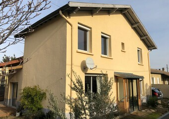 Vente Maison 6 pièces 140m² Bourg-de-Péage (26300) - Photo 1